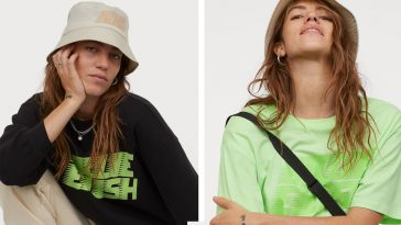 Billie Eilish's sustainable clothing collection with H&M is out now 19