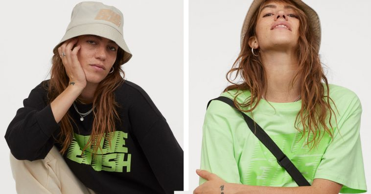 Billie Eilish's sustainable clothing collection with H&M is out now 12