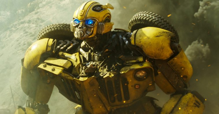 Two new Transformers movies are in development at Paramount 10