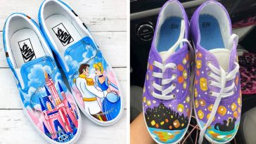 26 Incredible custom Disney-inspired sneakers 14