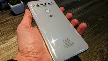 TCL previews its first 5G smartphone and it will cost under $500 12