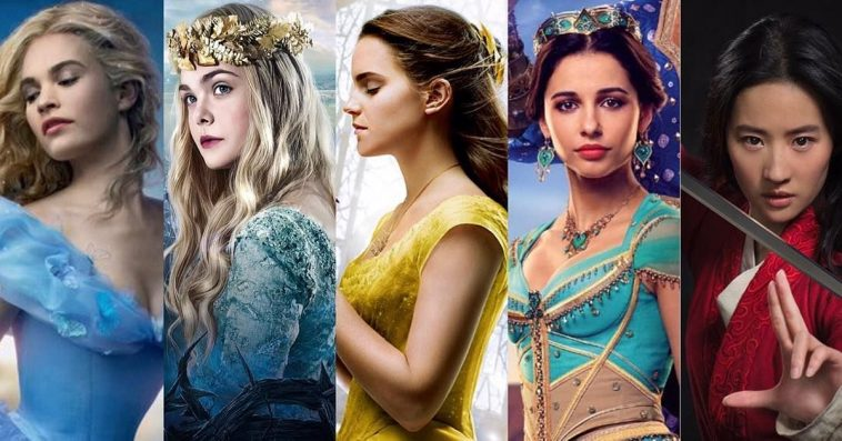 A live-action Disney Princess crossover movie may soon become a reality 14