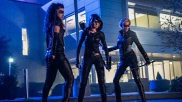 The CW unveils first photos from the Arrow spinoff Green Arrow and the Canaries 20