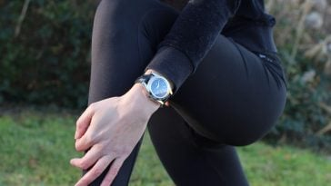 The Time-C smartwatch tells you how the environment is affecting your health 14