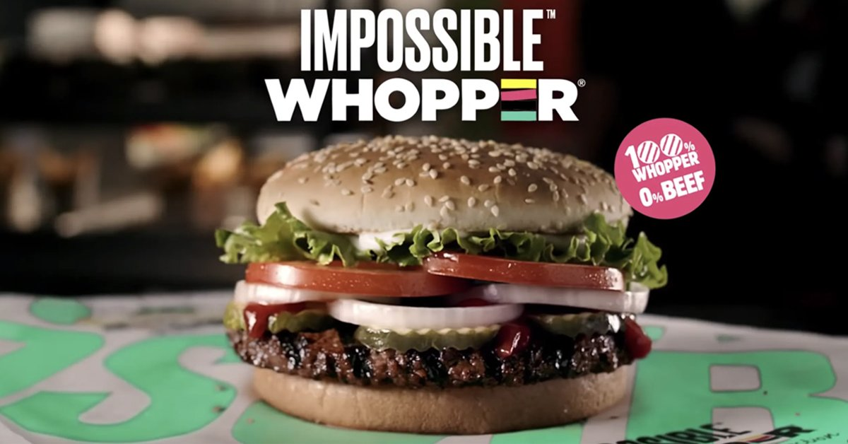 Impossible Foods has stopped pursuing a huge McDonald's burger deal 14