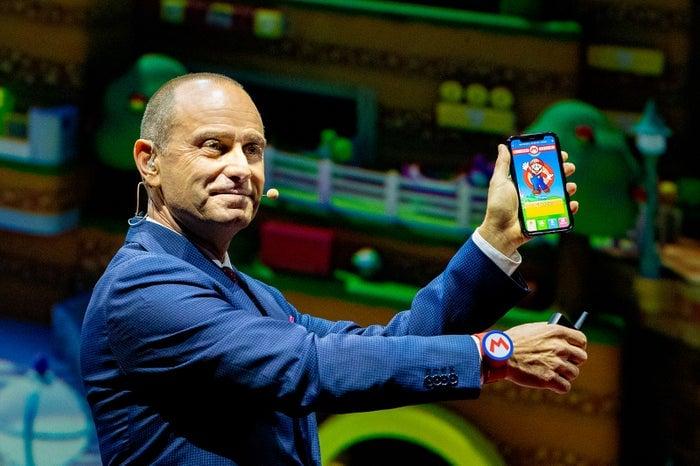 Super Nintendo World theme park will feature Mario-themed smart wristbands & mobile app 16