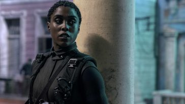 Lashana Lynch is actually Agent 007 in the James Bond film No Time To Die 14