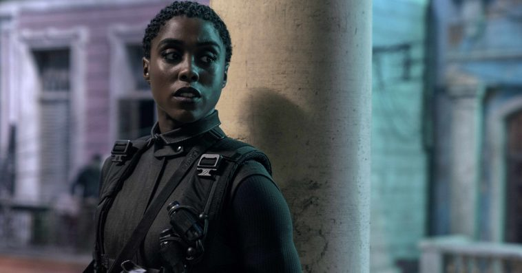 Lashana Lynch is actually Agent 007 in the James Bond film No Time To Die 12