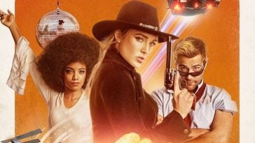 Legends of Tomorrow Season 5 gets a retro poster and a hilarious new trailer 16