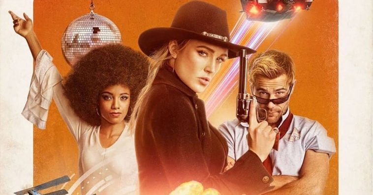Legends of Tomorrow Season 5 gets a retro poster and a hilarious new trailer 14
