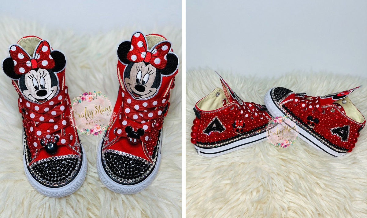 26 Incredible custom Disney-inspired sneakers 15