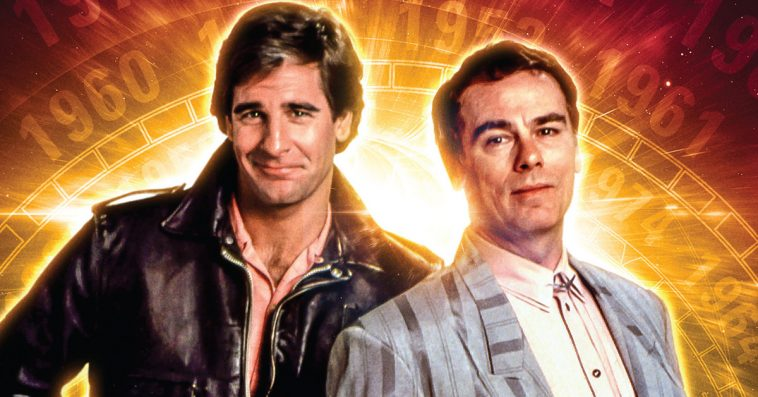 A Quantum Leap revival series is being eyed for NBC's streaming service Peacock 12