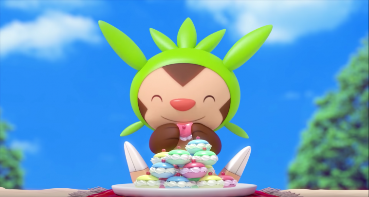 Pokémon's official ASMR videos feature Charmander sleeping soundly 13