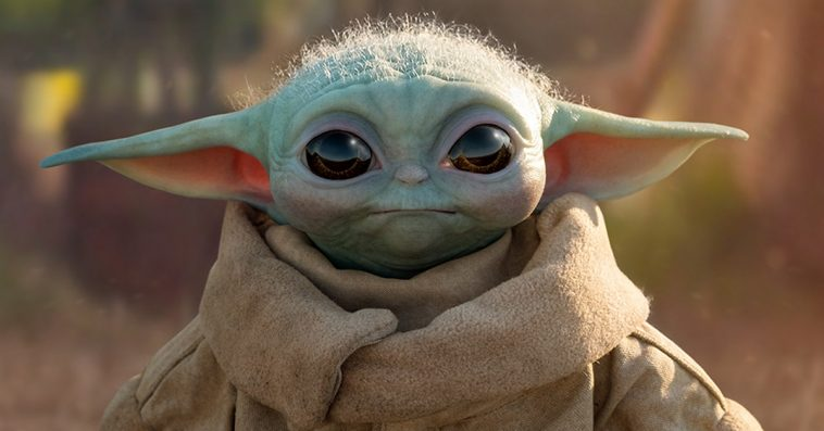 A life-size Baby Yoda figure is now available and it's crazy realistic 15