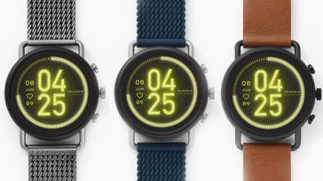 The Skagen Falster 3 smartwatch returns with a KYGO collaboration 18
