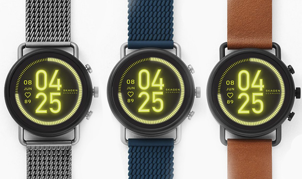 The Skagen Falster 3 smartwatch returns with a KYGO collaboration 13