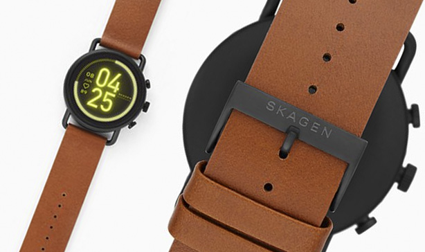 The Skagen Falster 3 smartwatch returns with a KYGO collaboration 14