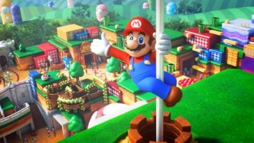 Super Nintendo World is officially coming to Universal Orlando's Epic Universe theme park 16