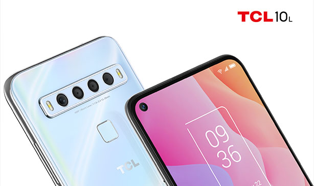 TCL previews its first 5G smartphone and it will cost under $500 15