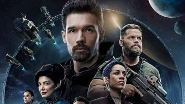 The Expanse promotes Keon Alexander, Nadine Nicole & Jasai Chase Owens to series regulars 14