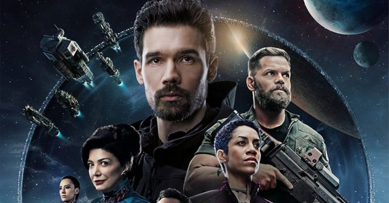 The Expanse promotes Keon Alexander, Nadine Nicole & Jasai Chase Owens to series regulars 12