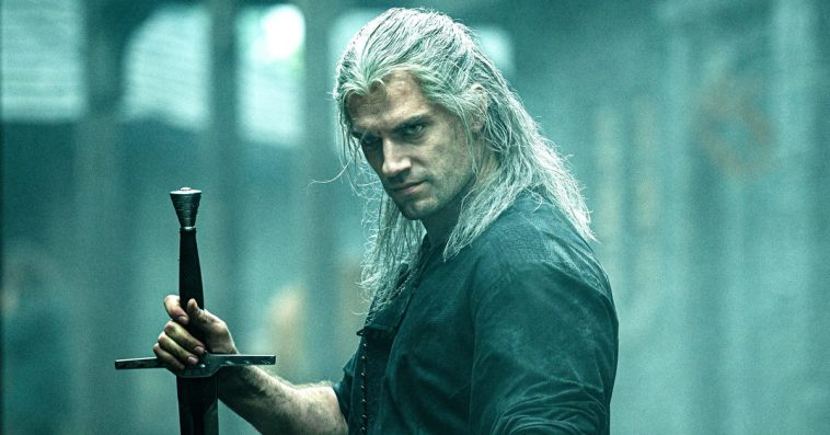 A Witcher anime film is in the works at Netflix 16
