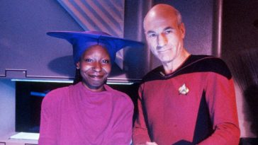 Patrick Stewart asks Whoopi Goldberg to join the cast of Star Trek: Picard Season 2 23