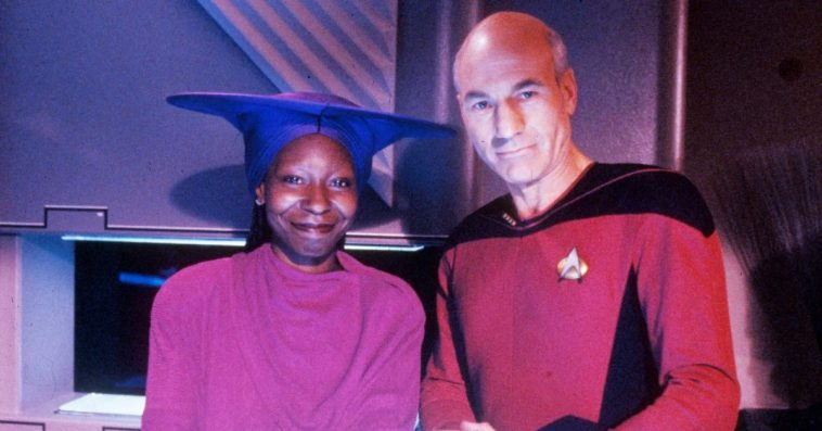 Patrick Stewart asks Whoopi Goldberg to join the cast of Star Trek: Picard Season 2 12