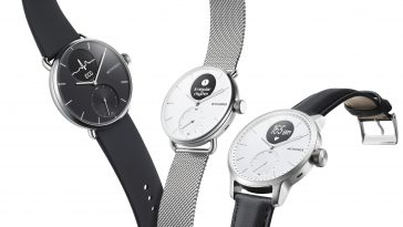 Withings latest smartwatch is engineered to save lives 12