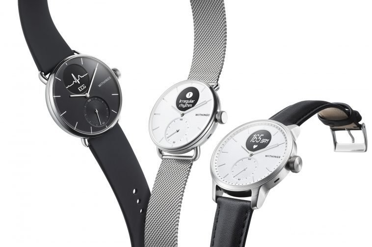 Withings latest smartwatch is engineered to save lives 10