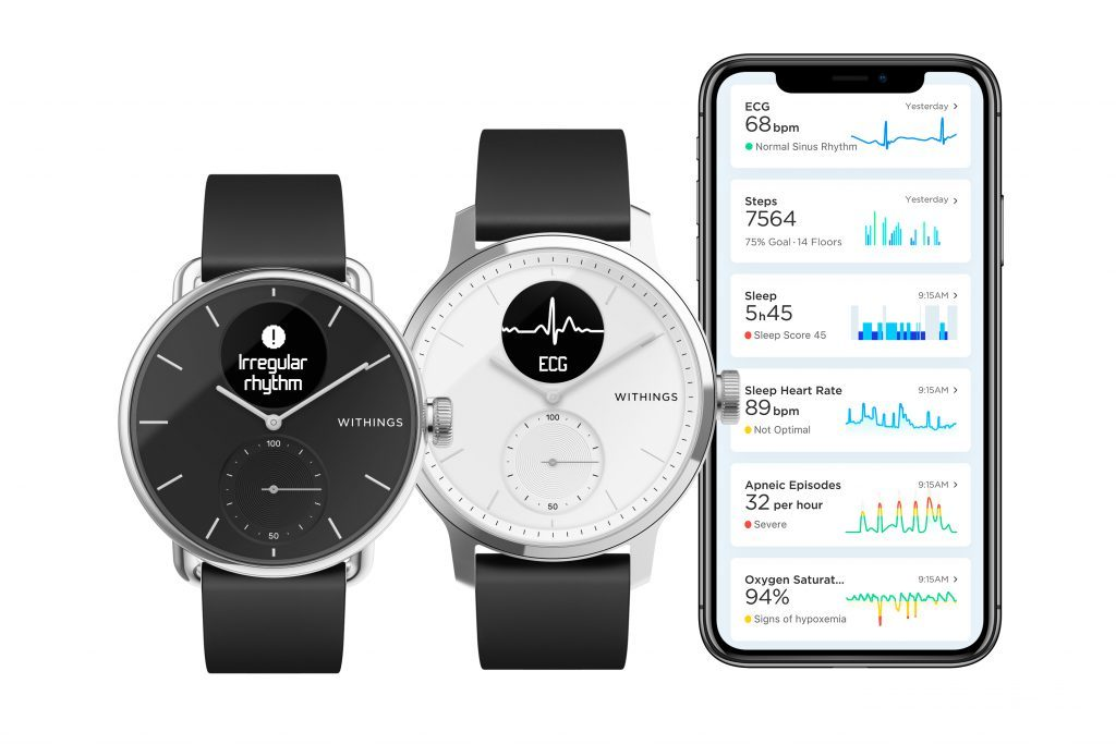 Withings latest smartwatch is engineered to save lives 13
