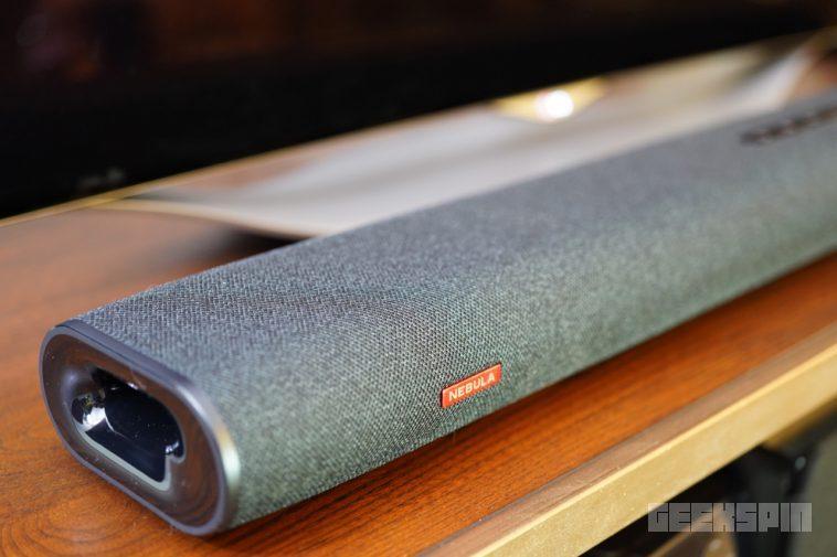 Anker Nebula Soundbar Fire TV Edition review 13