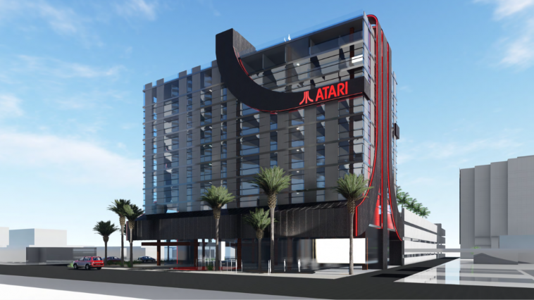 Atari themed e-sports hotels are coming to the U.S. 13