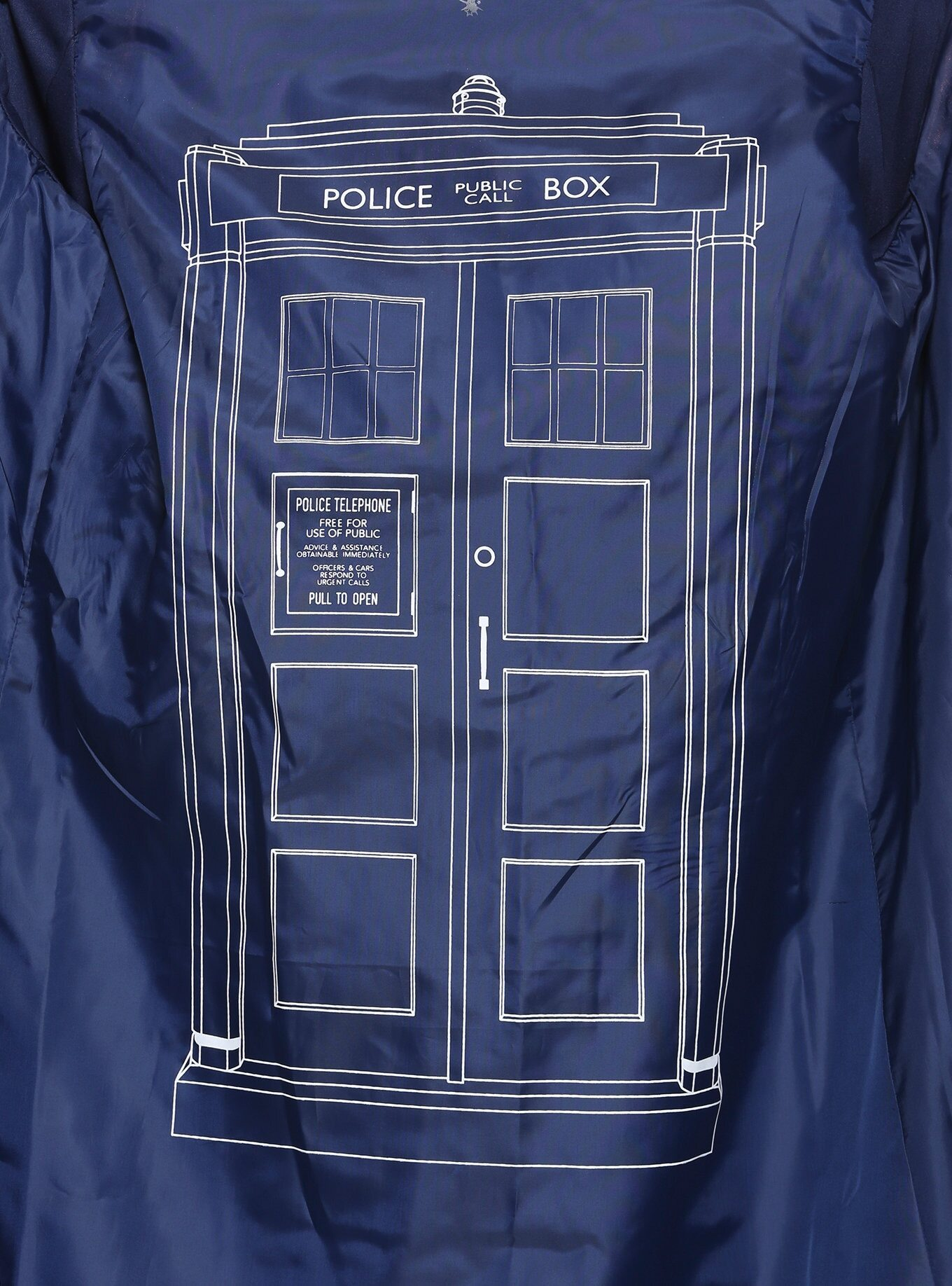 This Doctor Who trench coat is just in time for the 12th season premiere 23