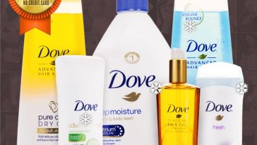 Get some free Dove beauty samples right here! 16
