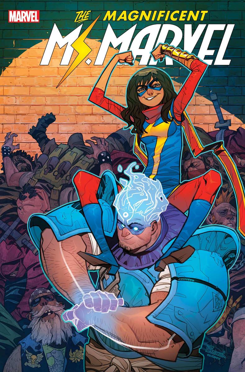Marvel's newest superhero Amulet is a Lebanese American from Dearborn, Michigan 11