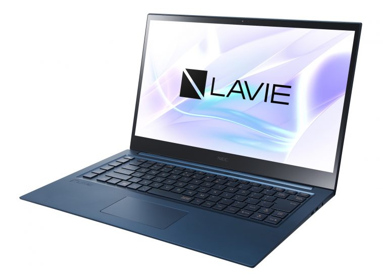 NEC LAVIE Vega laptop