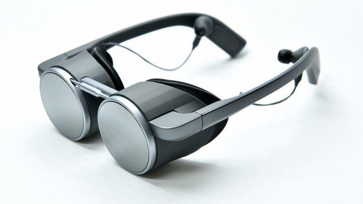 Panasonic Ultracompact VR Goggles