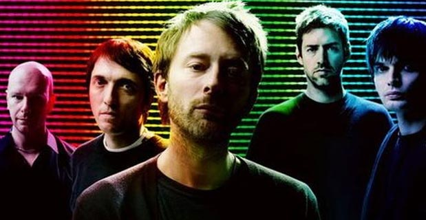Radiohead releases album archive which includes some rare finds 14