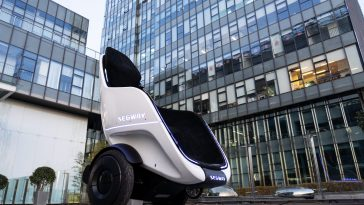 Segway-Ninebot's S-Pod is the supervillain chair on wheels we've been waiting for 18