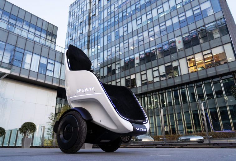 Segway-Ninebot's S-Pod is the supervillain chair on wheels we've been waiting for 14