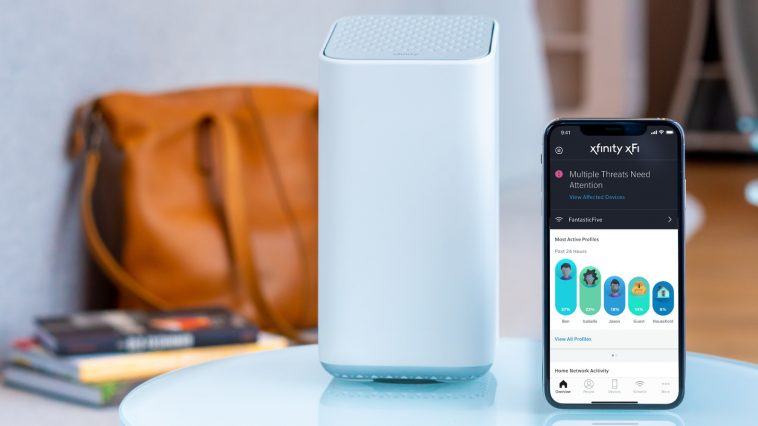 Comcast announces its first WiFi 6 device 14