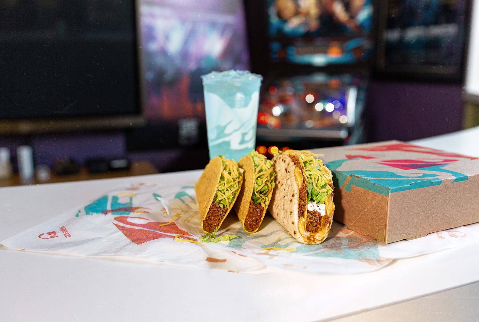 Taco Bell's Double Cheesy Gordita Crunch is back for a limited time 13
