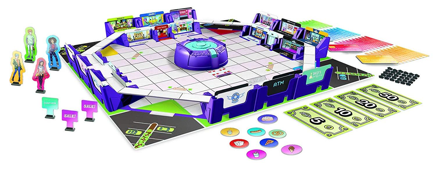 Hasbro's Mall Madness board game is getting a new edition this fall 13