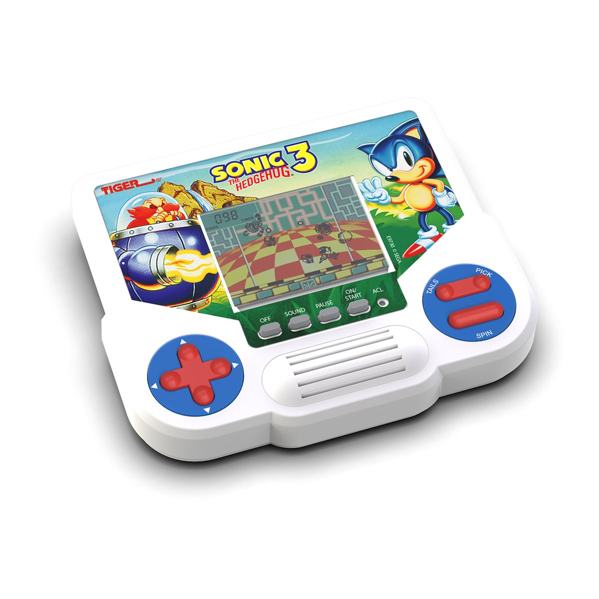 Tiger Electronics classic handheld LCD games are coming back this fall 19