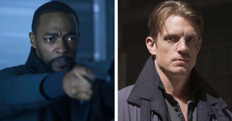 Why did Anthony Mackie replace Joel Kinnaman in Altered Carbon Season 2? 15