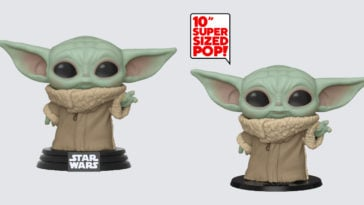 Baby Yoda is now the top pre-order Funko Pop figure of all time 15