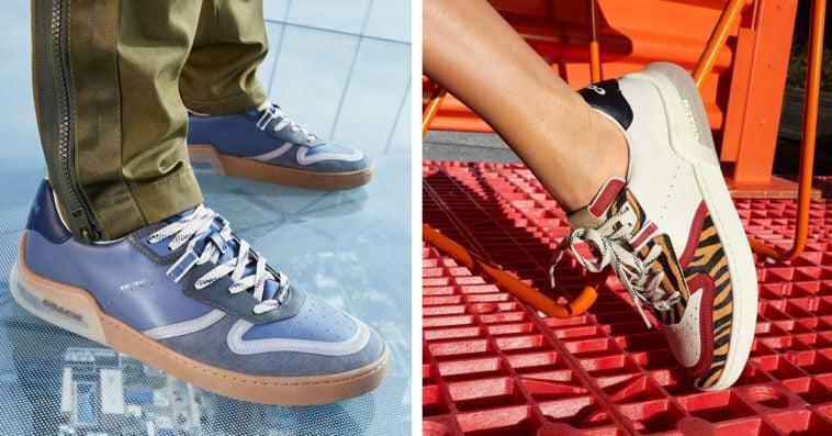 Coach's CitySole sneaker campaign stars Michael B. Jordan and Jennifer Lopez 12