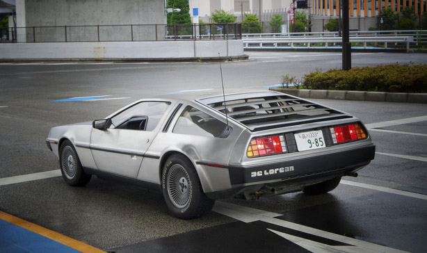 New DeLorean models are expected to go into production soon 13