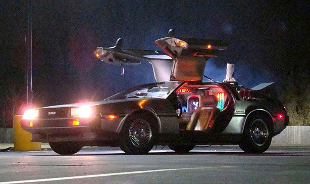 New DeLorean models are expected to go into production soon 14